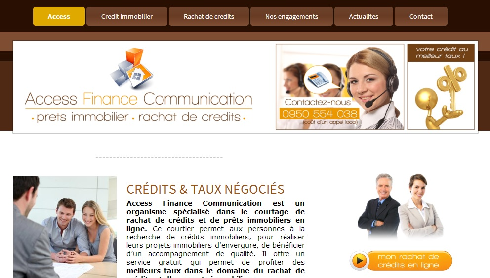 Access Finance Communication