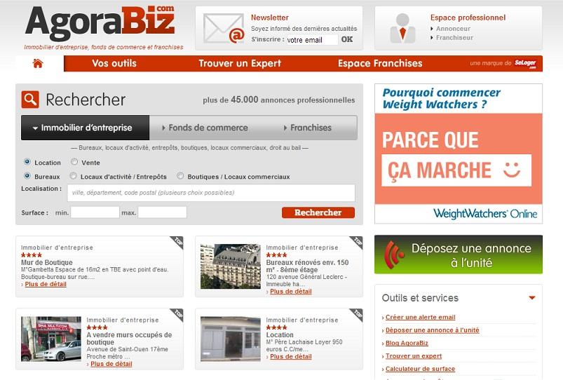 agorabiz.com