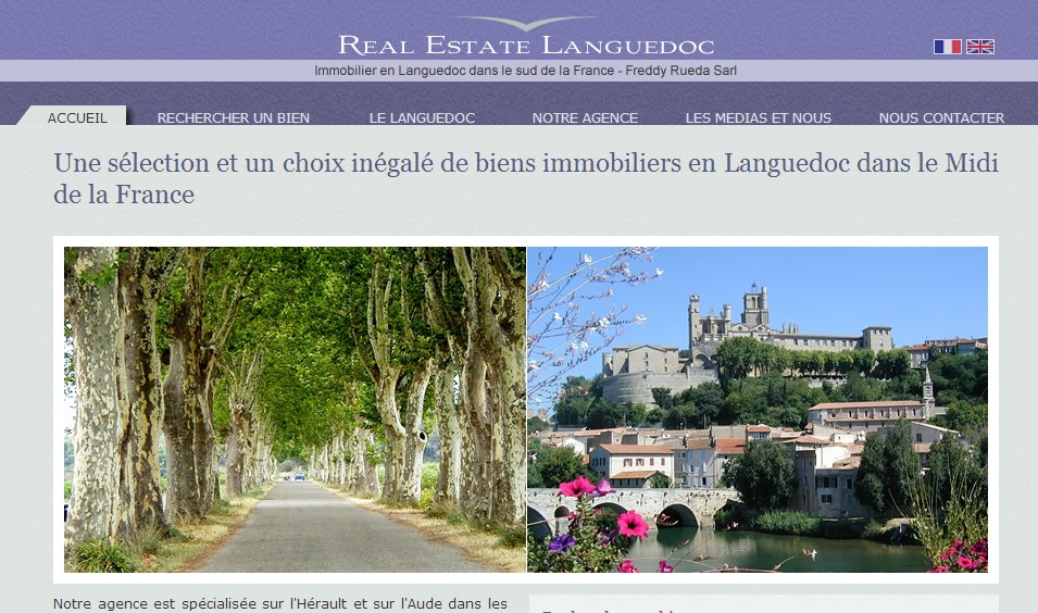 Real Estate Languedoc