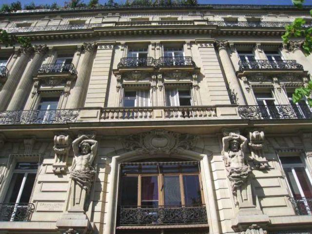 PARIS 08 - 75008 <br>Bureaux &agrave; vendre 410 m²