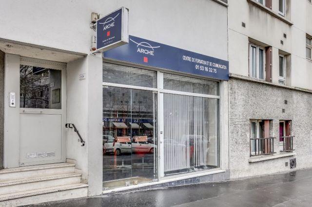 bureaux à vendre PARIS 20, 215 m²