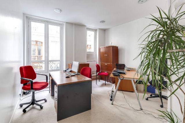 PARIS 08 - 75008 <br>Bureaux &agrave; vendre 157 m²
