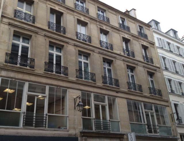 bureaux à vendre PARIS 02, 150 m²