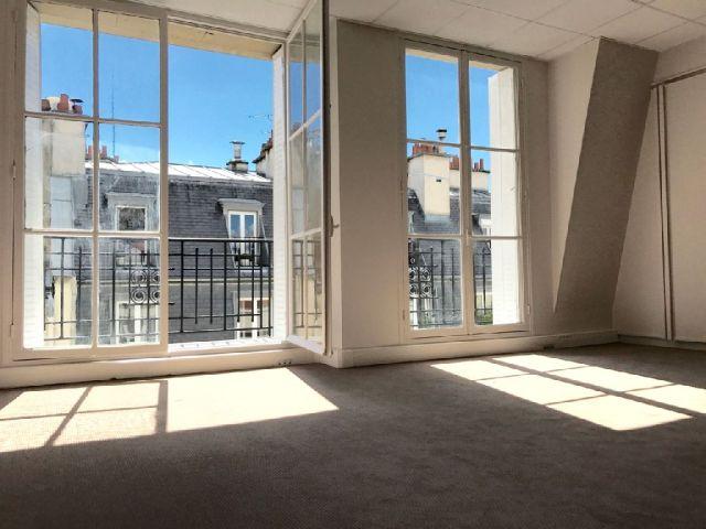 PARIS - 75017 <br>Bureaux &agrave; louer 163 m²