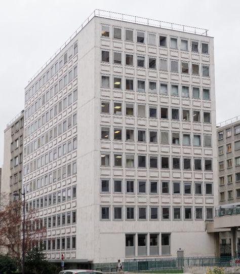 bureaux à vendre PARIS 15, 1 879 m²