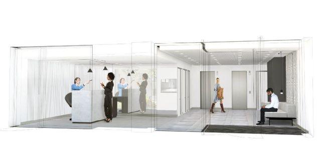 bureaux à vendre LEVALLOIS-PERRET, 1 706 m²