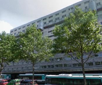 bureaux à vendre PARIS 19, 588 m²