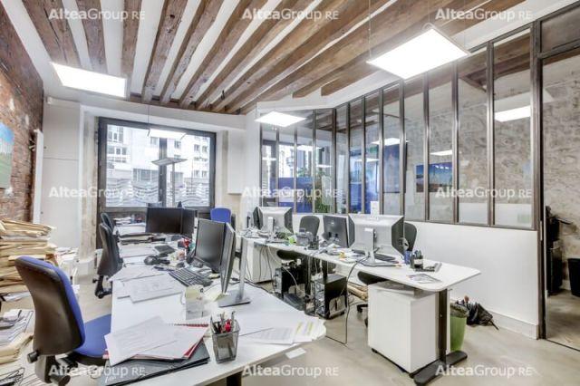 bureaux à vendre PARIS 10, 224 m²