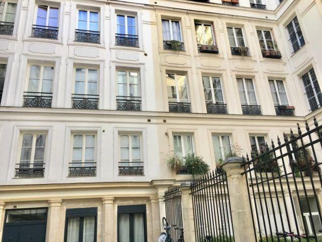 PARIS 10 - 75010 <br>Bureaux &agrave; vendre 147 m²