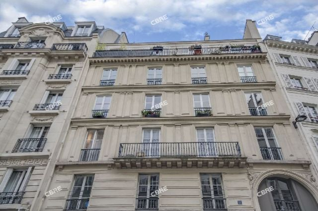 bureaux à vendre PARIS 09, 258 m²