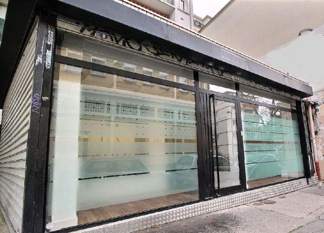 bureaux à vendre PARIS 20, 105 m²