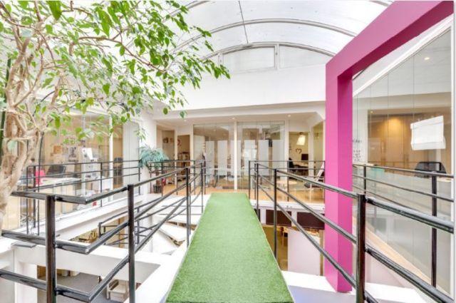 bureaux à vendre PARIS 17, 385 m²