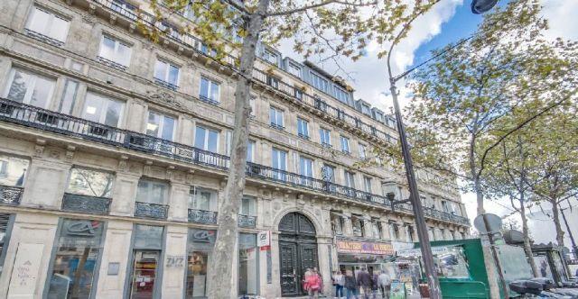 bureaux à vendre PARIS 02, 589 m²