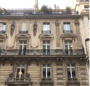 bureaux à vendre PARIS 08, 290 m²