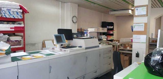 bureaux à vendre PARIS 20, 205 m²