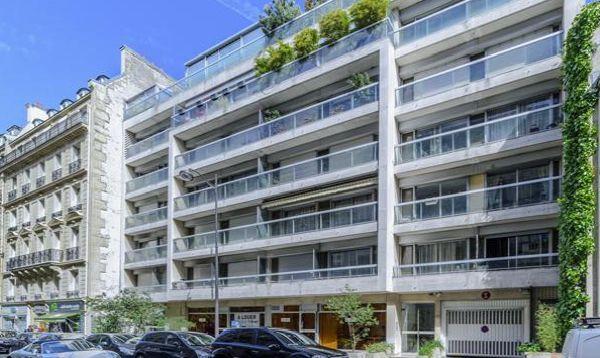 bureaux à vendre PARIS 16, 118 m²