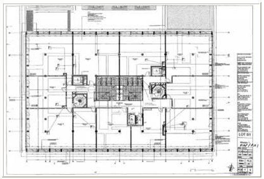 Bureaux louer paris 19 75019 1 022 m 2281 for Immeuble bureau plan