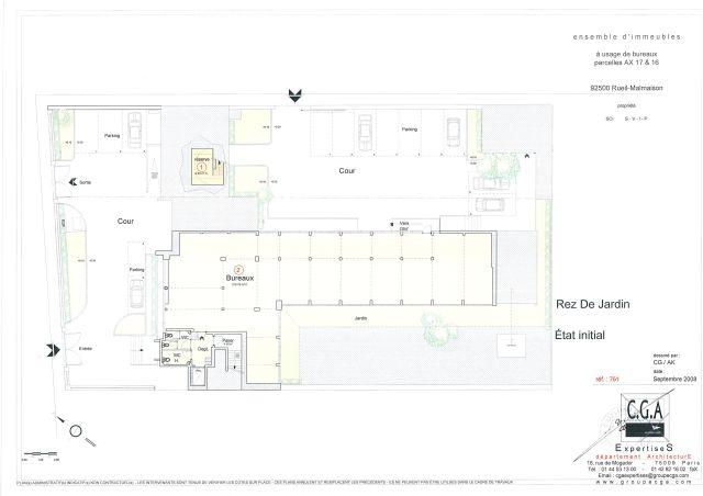 Bureaux à vendre rueil malmaison  m²