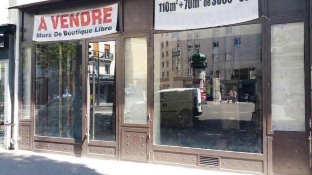 Bureaux et locaux commerciaux à vendre 75010 PARIS 10 Plan1