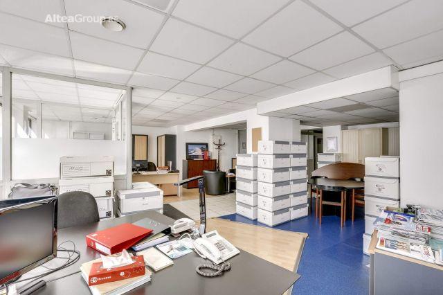 Bureaux et locaux commerciaux à vendre 75012 PARIS 12 Plan1