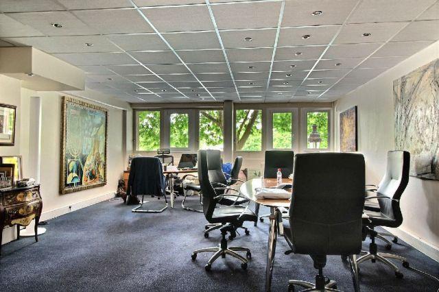 Bureaux à vendre 75019 PARIS 19 Plan1