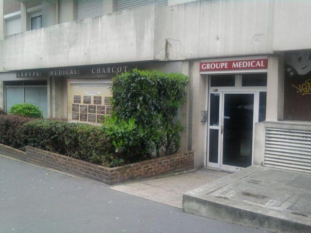 Locaux commerciaux à vendre 75020 PARIS 20 Plan1