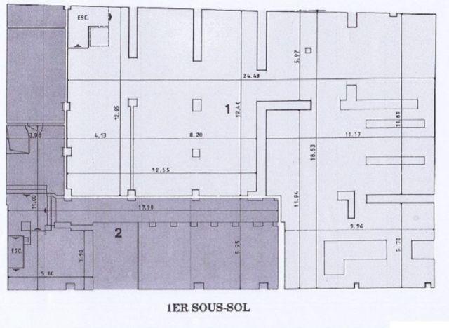 Locaux commerciaux vendre paris 11 75011 1 262 m 4234 - Achat locaux commerciaux ...