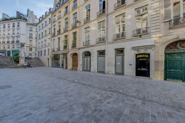 Bureaux à vendre 75006 PARIS 06 Plan2