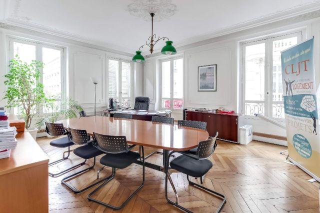 Locaux professionnels à vendre 75008 PARIS 08 Plan2