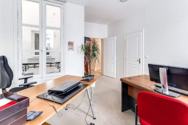 Bureaux à vendre 75008 PARIS 08 Plan2