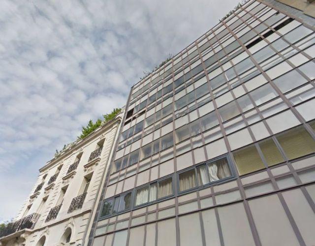 Bureaux à vendre 75016 PARIS 16 Plan2