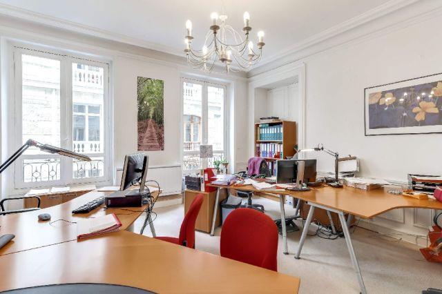 Bureaux à vendre 75008 PARIS 08 Plan4