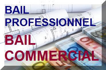 Différencier bail professionnel et bail commercial