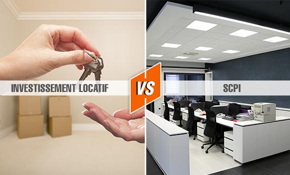 Que représentent les SCPI d'immobilier d'entreprise?