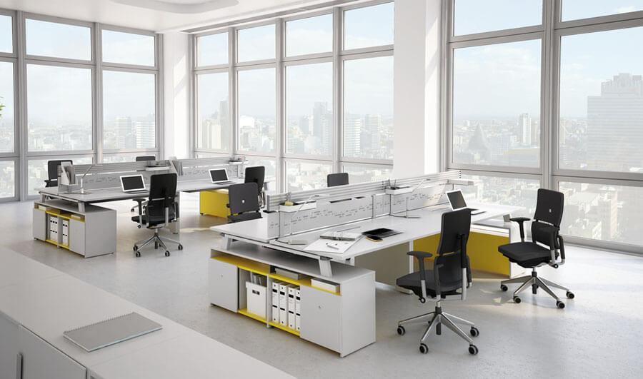 L'espace de travail au service de la productivité des salariés.