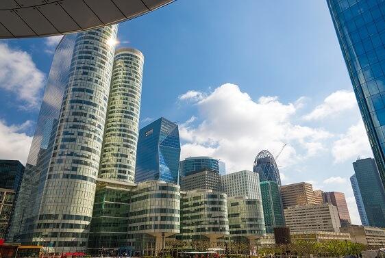 De l'espoir pour le marché français de l'immobilier d'entreprise