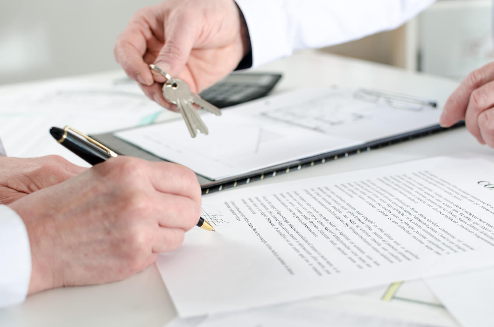 Immobilier d'entreprise : 2015 est une année fructueuse
